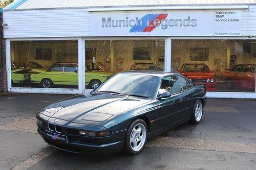 1996 BMW E31 850CSi For Sale (picture 1 of 6)