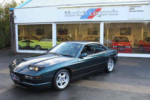 1996 BMW E31 850CSi For Sale (picture 2 of 6)