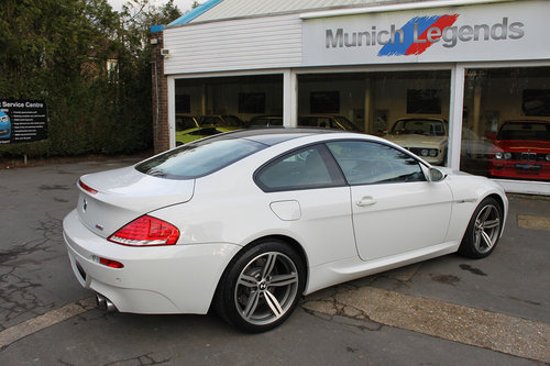 2008 BMW E63 M6 Coupe For Sale (picture 3 of 6)