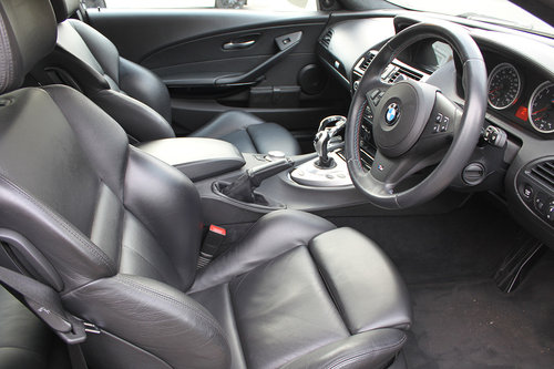 2008 BMW E63 M6 Coupe For Sale (picture 4 of 6)