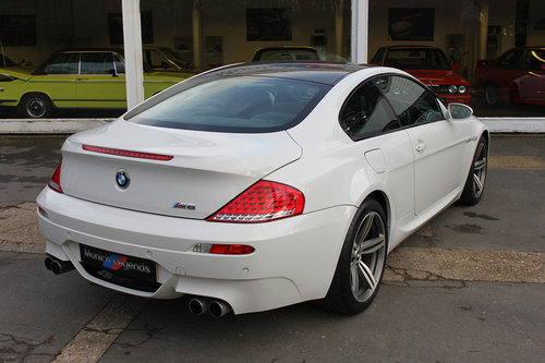 2008 BMW E63 M6 Coupe For Sale (picture 6 of 6)