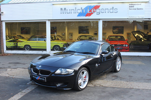 2007 BMW Z4M Coupe E86 For Sale (picture 1 of 6)