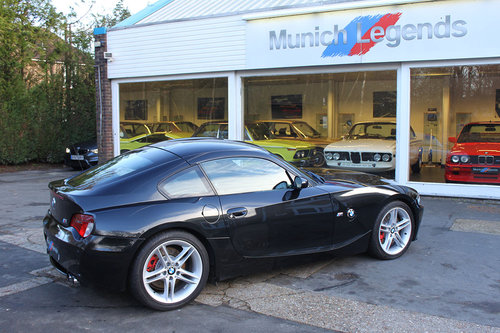 2007 BMW Z4M Coupe E86 For Sale (picture 6 of 6)