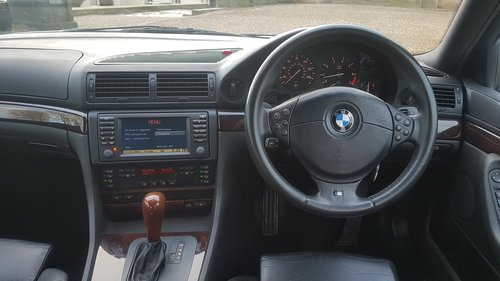 2001 Bmw 7 series 728i sport e38 1 owner low miles For Sale (picture 6 of 6)