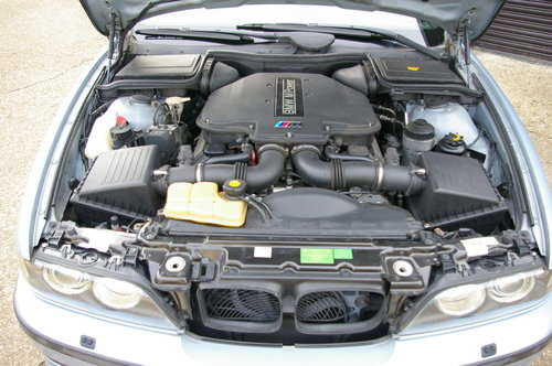 2000 BMW E39 M5 4.9 V8 Saloon 6 Speed Manual LHD (77,795 miles) For Sale (picture 6 of 6)