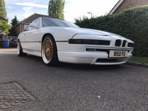 1993 BMW e31 850ci - Superb condition For Sale (picture 6 of 6)