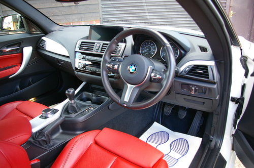 2017 BMW M240i 3.0 Coupe 6 Speed Manual (17,002 miles) SOLD (picture 4 of 6)