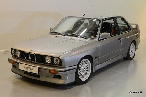 1987 BMW M3 in top condition For Sale (picture 1 of 6)
