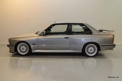 1987 BMW M3 in top condition For Sale (picture 2 of 6)