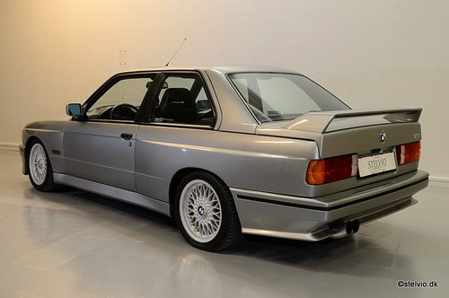 1987 BMW M3 in top condition For Sale (picture 3 of 6)
