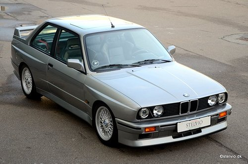 1987 BMW M3 in top condition For Sale (picture 4 of 6)