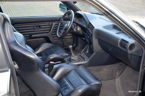 1987 BMW M3 in top condition For Sale (picture 5 of 6)