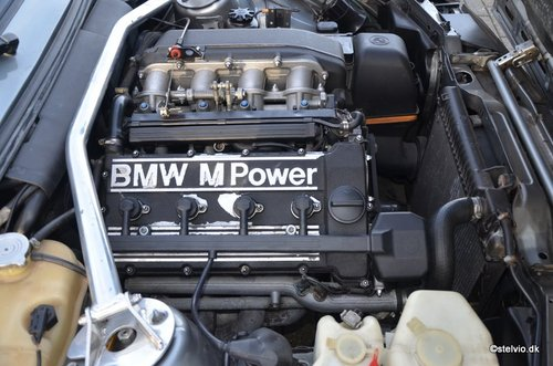 1987 BMW M3 in top condition For Sale (picture 6 of 6)