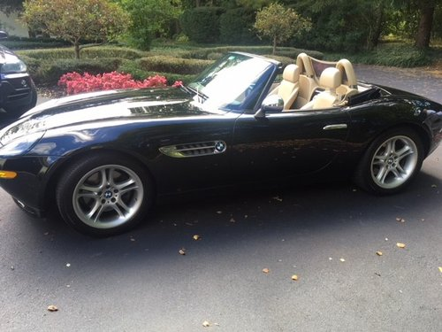 2001 BMW Z8 For Sale (picture 1 of 6)