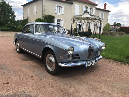 1958 BMW 503 Coupe, 1 owner For Sale (picture 1 of 6)