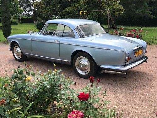 1958 BMW 503 Coupe, 1 owner For Sale (picture 2 of 6)