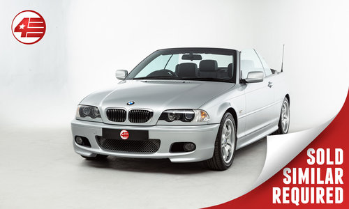 2002 BMW E46 330Ci M Sport Cabriolet /// 20k Miles SOLD (picture 1 of 2)