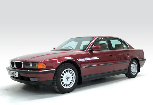 1998 BMW 728i amazing condition SOLD (picture 1 of 6)