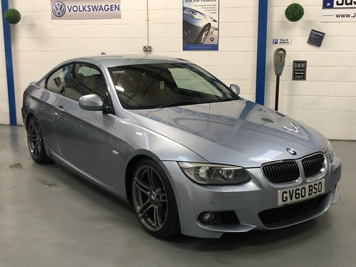 2011 BMW e92 3 Series 335i M SPORT DCT Auto Coupe LCi INDIVIDUAL SOLD (picture 1 of 6)