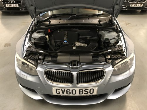 2011 BMW e92 3 Series 335i M SPORT DCT Auto Coupe LCi INDIVIDUAL SOLD (picture 6 of 6)