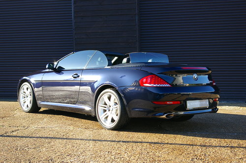 2009 BMW 650i 4.8 Edition Sport Convertible Auto (41,640 miles) SOLD (picture 3 of 6)