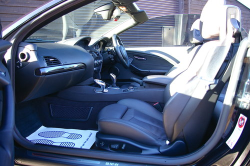 2009 BMW 650i 4.8 Edition Sport Convertible Auto (41,640 miles) SOLD (picture 4 of 6)
