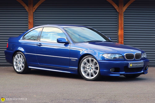 2004 BMW E46 330ci Msport  SOLD (picture 1 of 6)