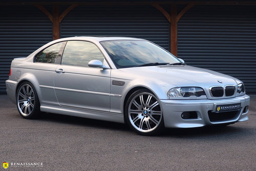 BMW E46 M3 >> 2004 Bmw E46 M3 Coupe Fsh Manual Gearbox Sold Car And