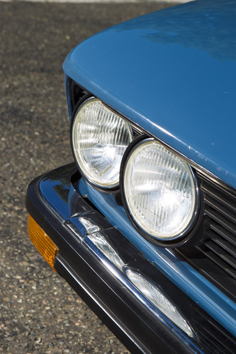 1979 BMW 520/6 Low Miles Fully Documented FBMWSH For Sale (picture 1 of 6)