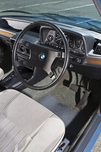 1979 BMW 520/6 Low Miles Fully Documented FBMWSH For Sale (picture 2 of 6)