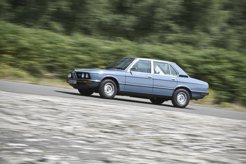 1979 BMW 520/6 Low Miles Fully Documented FBMWSH For Sale (picture 5 of 6)