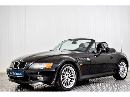 1996 BMW Z3 Roadster 1.9 only 64200 km! For Sale (picture 1 of 6)