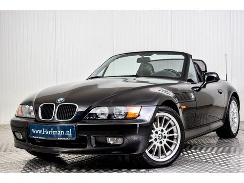 1996 BMW Z3 Roadster 1.9 only 64200 km! For Sale (picture 6 of 6)