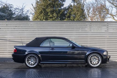2006 BMW M3 3.2 E46 CONVERTIBLE SMG (CS UPGRADES) SOLD (picture 3 of 6)