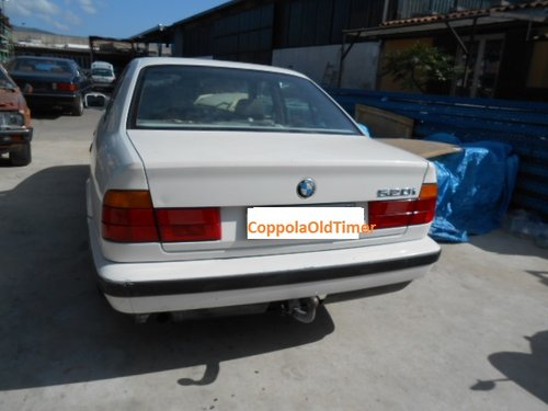 1992 Bmw 520i For Sale (picture 2 of 6)