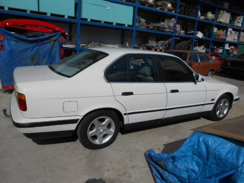 1992 Bmw 520i For Sale (picture 3 of 6)