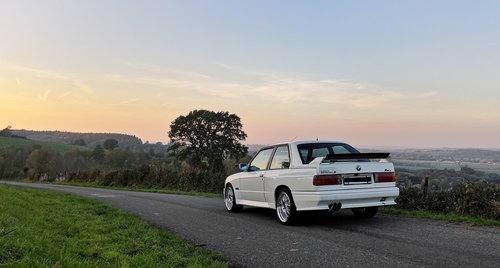 1988 BMW M3 E30 // Original Alpinweiss For Sale (picture 2 of 6)