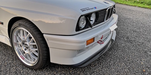 1988 BMW M3 E30 // Original Alpinweiss For Sale (picture 5 of 6)