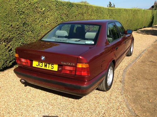 1991 520i Auto E34 For Sale (picture 2 of 6)