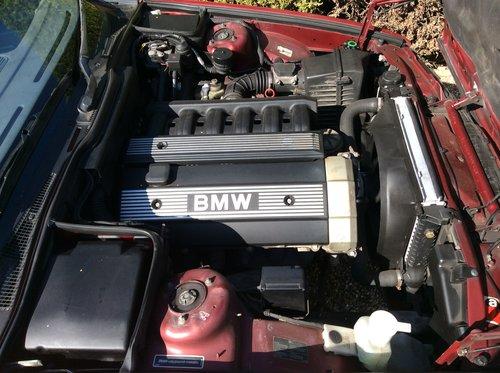 1991 520i Auto E34 For Sale (picture 3 of 6)