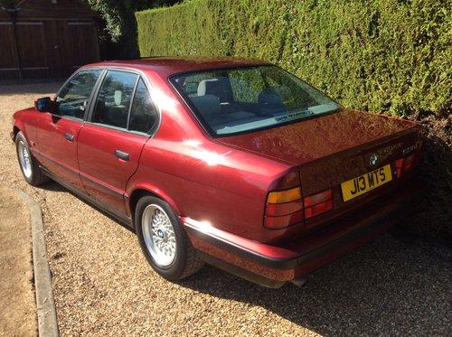 1991 520i Auto E34 For Sale (picture 4 of 6)