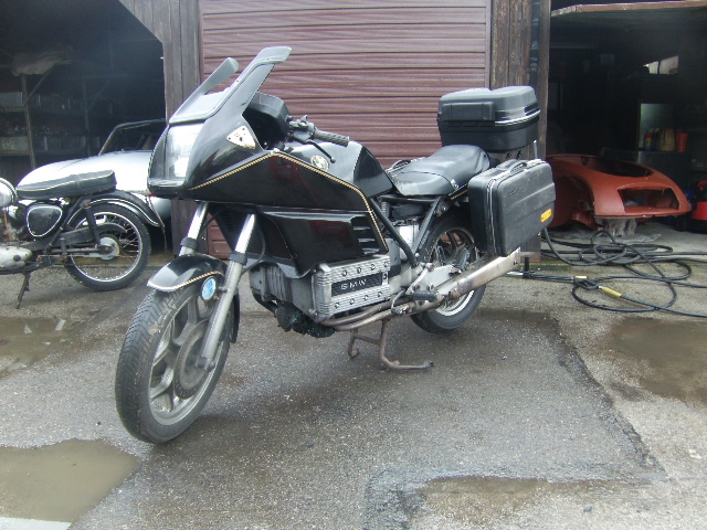 1984 BMW K100 RS LTD Edition for sale For Sale (picture 2 of 4)