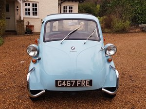 1959 BMW Isetta completely refurbished For Sale
