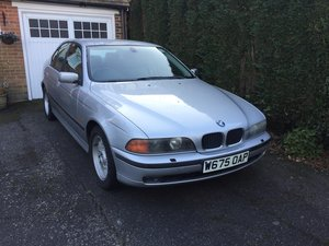 2000 BMW 528i (e39) - Low mileage, MOT to Feb 2020 For Sale