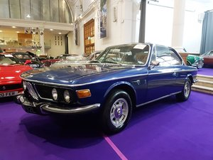 1972 BMW E9 CSi Right-Hand Drive: 16 Feb 2019 For Sale by Auction