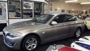 2013 BMW 520D EfficentDynamics 2000cc 4 door Saloon