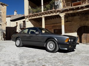 1983 Gorgeous bmw 635 csi manual