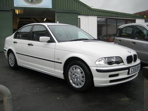 BMW 320d 2001 ONLY 64000 MILES F.S.H For Sale