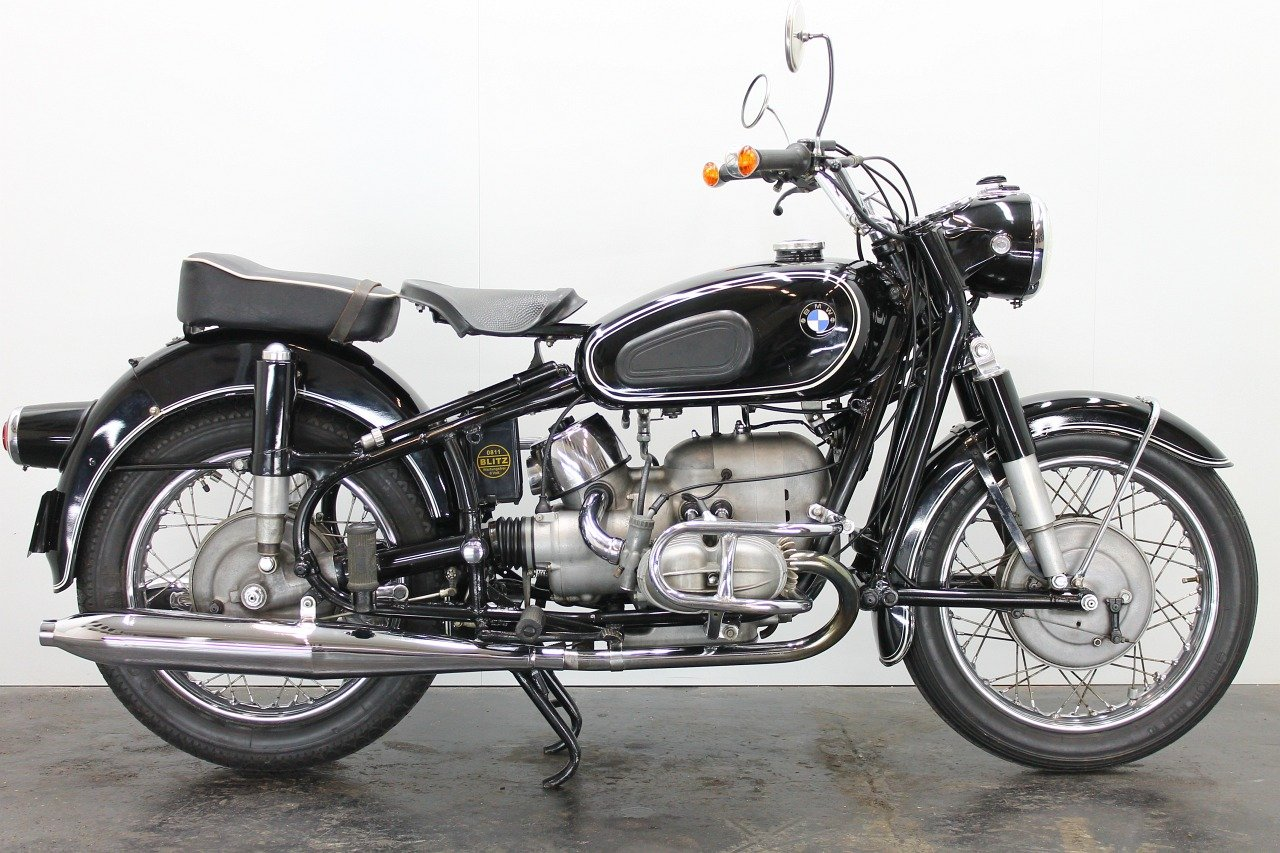 BMW R69S 1962 600cc 2 cyl ohv For Sale (picture 1 of 6)