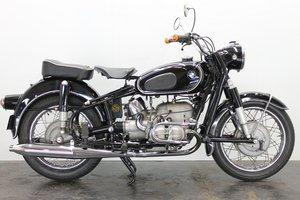 BMW R69S 1962 600cc 2 cyl ohv